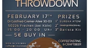 Latte Art Throwdown in Frechen
